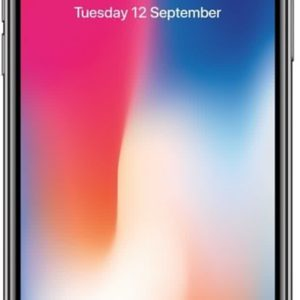 Apple iPhone X - 64GB - Spacegrijs