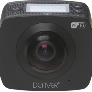 Denver ACV-8305 2- lens 360° HD action cam with Wi-Fi function