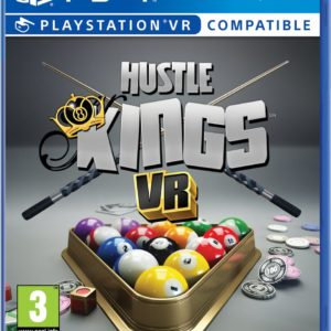 Hustle Kings - PS4 VR