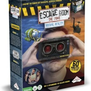 Identity Games Escape Room - The Game Virtual Reality