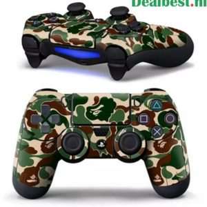 PS4 dualshock Controller PlayStation sticker skin | Army Camouflage Leger