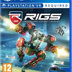 RIGS: Mechanized Combat League - PS4 VR