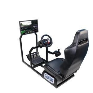 Racing Seat Gameseat Playseat Sensation Pro Simulator Inclusief 1 TV standaard
