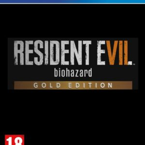 Resident Evil 7: Biohazard - Gold Edition - PS4 / VR