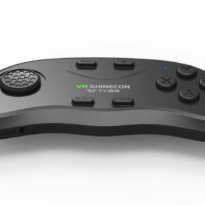 VR SHINECON Bluetooth Remote Control - smartphones en tablets - zwart