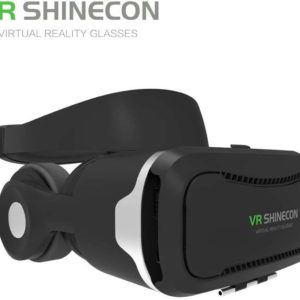 VR SHINECON IMAX Virtual Reality Bril - 4.5 tot 6 inch smartphones - Black