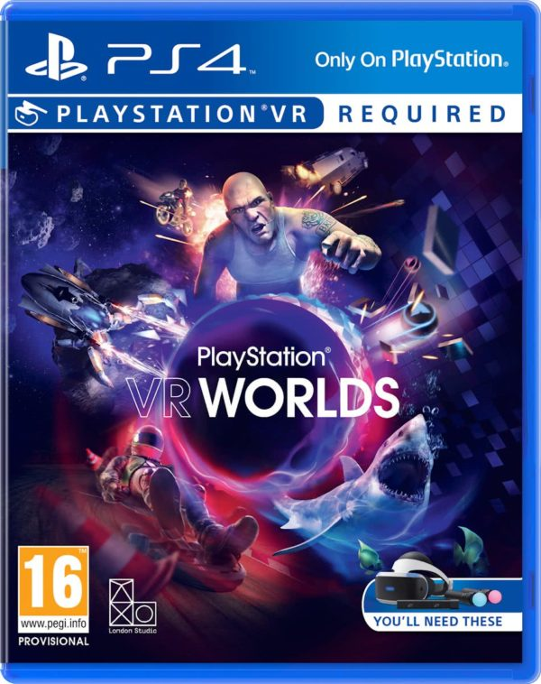 Worlds - PS4 VR