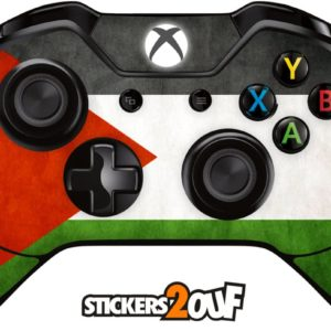 Xbox One Controller Palestinian Flag Sticker
