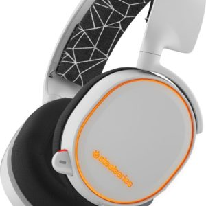 SteelSeries Arctis 5 RGB - DTS 7.1 Surround Gaming Headset - Wit - Multi-platform
