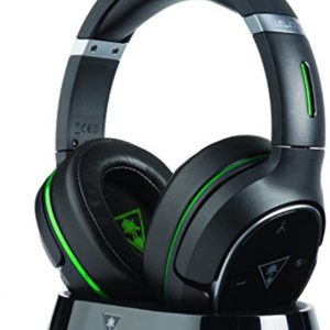 Turtle Beach Ear Force Elite 800X Wireless Headphone:X 7.1 Virtueel Surround Gaming Headset - Zwart (Xbox One + Mobile)