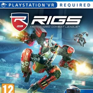 RIGS: Mechanized Combat League (PSVR) /PS4