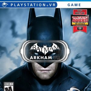 Batman Arkham VR - Playstation 4 (Import)