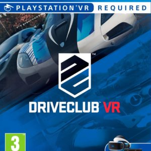 Driveclub - VR - PS4 (Oost EU Cover - Game Engels)