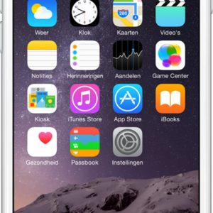 Apple iPhone 6 - 128GB - Zilver