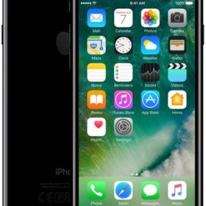 Apple iPhone 7 - 128GB - Gitzwart