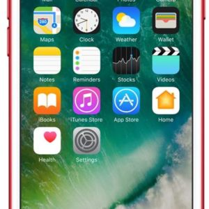 Apple iPhone 7 Special Edition - 256 GB - (Product) Red