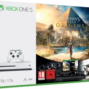 Xbox One S Assassin's Creed Console - 1 TB