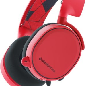 SteelSeries Arctis 3 - Gaming Headset - Solar Rood - PC