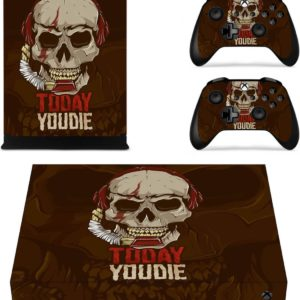 Today You Die - Xbox One X skin