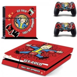 Fallout Skin Sticker - Playstation 4