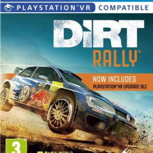 Dirt Rally - VR - PS4