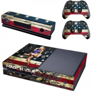 USA Skin Sticker - Xbox One