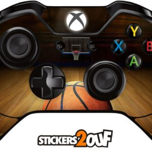 Xbox One Controller Basket Sticker