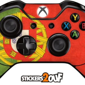 Xbox One Controller Portugese Flag Sticker
