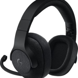 Logitech G433 - 7.1 Virtueel Surround Gaming Headset - Zwart - PC