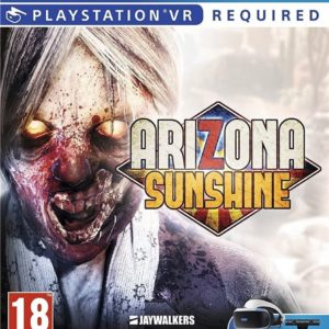 Arizona Sunshine VR (PS4/VR)